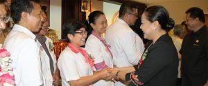 Pelantikan Pengurus IDI Tabanan Masa Bakti 2016-2019