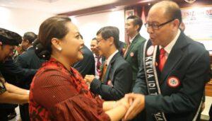 Pelantikan Pengurus Baru IDI Cabang Tabanan Periode 2019-2022